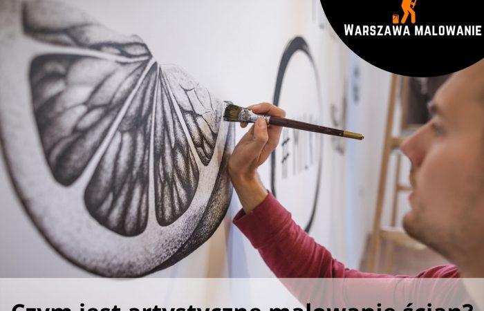 Czym jest artystyczne malowanie ścian